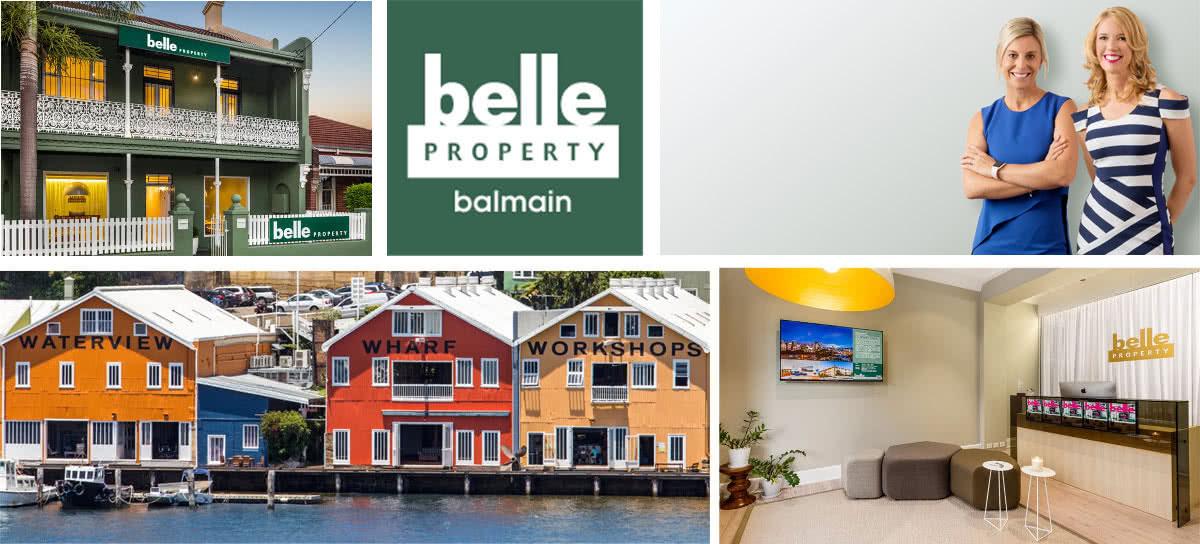 Belle Property Balmain